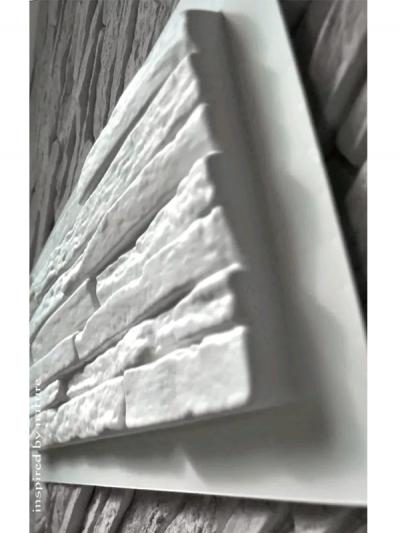 Molde Plastico Para Hacer Piedras Cultivada Yeso O Cemento