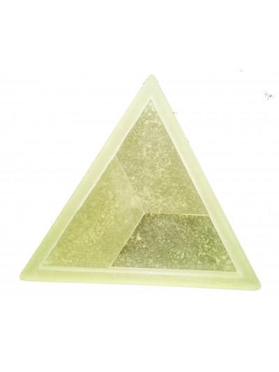 Molde De Poliuretano Para Panel 3d, Yeso, Pared triangulo escalonado