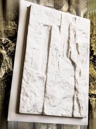 Moldes pared de piedra cultivada kit de 2, diseño Nepal