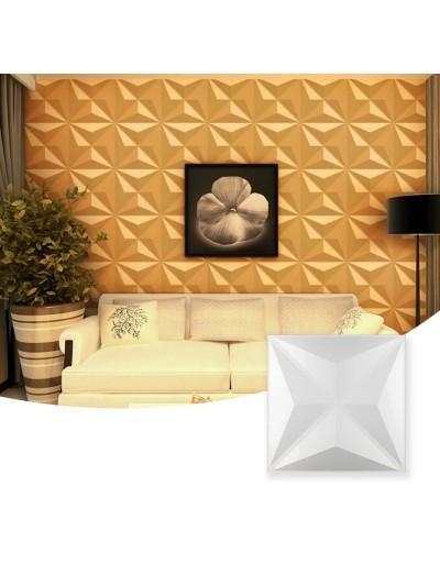 Moldes Para Hacer Paneles Decorativos En Yeso 3D 30x30cm Croacia