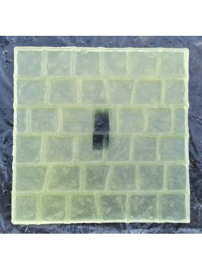 Molde Para Concreto Estampado Poliuretano Adoquín Antiguo