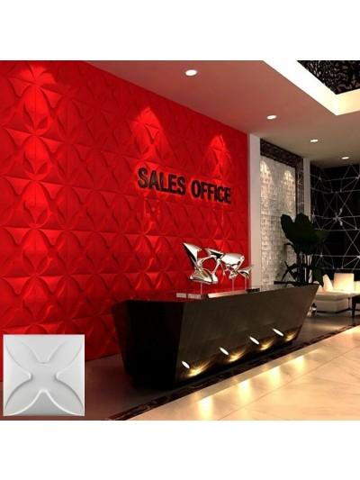 Moldes Para Hacer Paneles Decorativos En Yeso 3D 30x30cm Londres