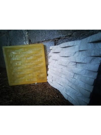 Moldes Para Hacer Paneles Decorativos En Yeso 3D 30x30cm México