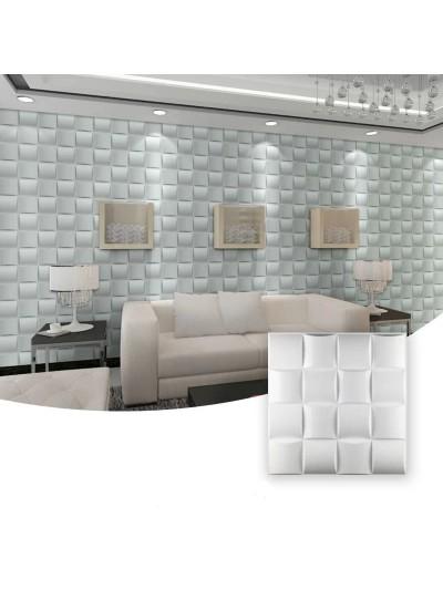 Moldes Para Hacer Paneles Decorativos En Yeso 3D 30x30cm Tokio